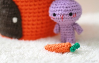 Traveling Tu Family - free crochet pattern by DORIYUMI