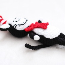 cat in the hat crochet pattern by doriyumi.com